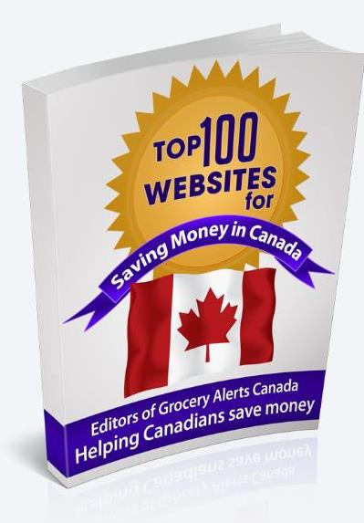 Top 100 Websites for Saving Money in Canada